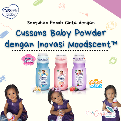 cussons baby moodscent