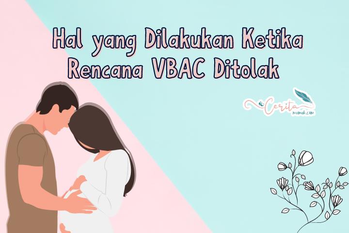 rencana VBAC