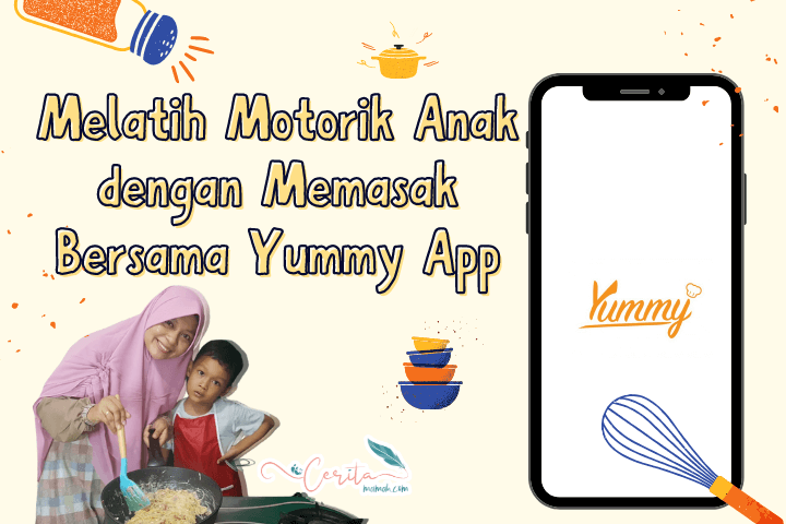 review fitur yummy app